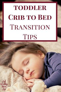 How to Transition a Toddler from a Crib to a Big Kid Bed. Make transitioning from crib to bed smooth with these ideas and helpful tips, allowing both parent and child to get some sleep.
