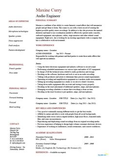 the 54 best classic cv and resume templates examples samples