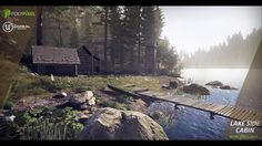 Image result for polygon lakeside game