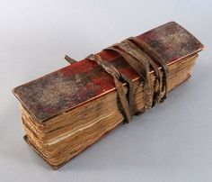 Tibetan book of prayers, Tibet, about 1880.