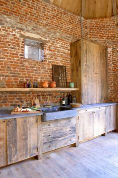 Kitchen project by Dirk Cousaert www.dirkcousaert.be