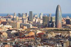 Schön  Wohnmobil Tour Spanien Barcelona