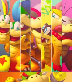 bowser jr's fourth of july