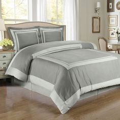 Luxury Bed linens Twin Full Queen King Cal/king Royal Collection Duvet Sets #RoyalTraditionCollection