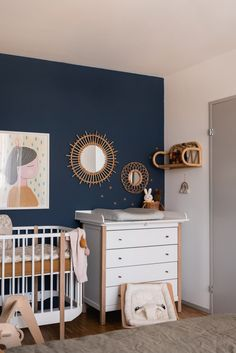 Designing a nursery is very exciting and not really because of the techniques used or the items themselves. It's about the symbolism of the room and .