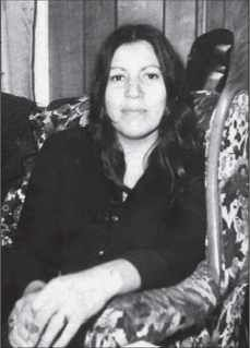 Anna Mae Aquash.  Aim Activist. Murdered 1975.
