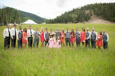 Seven Mile Meadows, Montana Wedding Venue. Brian Powers Photographer