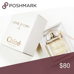 Chloe Love Story Perfume Brand new !! Lovely scented perfume perfect for any season!! 1.7oz full size Chloe Other