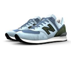 Today you can design a NB1 574 that's a one-of-a-kind look to match your…