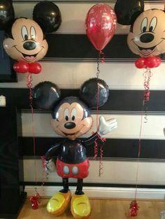 #mickey  #theme #balloons #bellissimoballoons