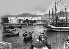 Paros island Cyclades, Greece
