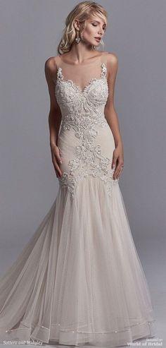 Sottero and Midgley Spring 2018 sexy wedding dress