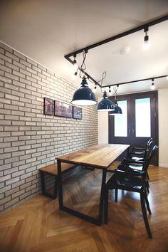 [디자인 디테일] 거실을 서재처럼, 거실 서재 인테리어 : 네이버 블로그