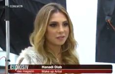 """Hanadi Diab Beauty """"RTL Explosiv"""" - dickes Lob, es ist ein gelungener Beitrag geworden ✓  Zur Sendung: http://hdbeauty.de/referenzen  Vermarktung: http://fb.rami-media.de"""