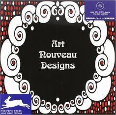 Art Nouveau Designs + CD Rom (Agile Rabbit Editions): Amazon.de: Agile Rabbit, Pepin Press: Bücher