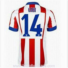 16d840a6cb7e8 11 mejores imágenes de Nueva Camisetas del Atletico Madrid 2015 ...