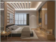18 Cool Ceiling Designs For Every Room Of Your Home  Ceilings Mesmerizing Bedroom Down Ceiling Designs Inspiration Design