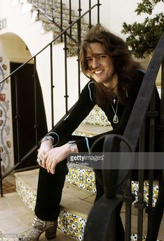 USA Photo of David COVERDALE and DEEP PURPLE, David Coverdale, posed