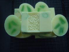 'Lemongrass Verbena' Goat Milk & Shea Butter Glycerin Soap