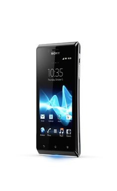 Check out the Sony Xperia J black at www.sony.com/UMN for a student discount!
