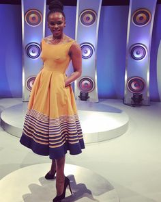 What Unathi rocked on the upcoming Zaziwa show.