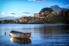 Castello Lanza di #Trabia #Palermo. Visit it, living in our lovely vacation home ( Tripadvisor, Villa Bragone, Termini Imerese)
