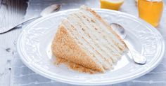 Pastel de miel ¡Muy delicioso!