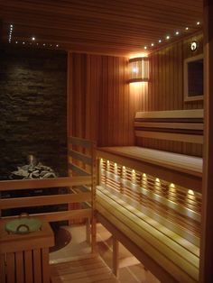 You're able to come across all our saunas by size and saunas by the brand on the site for effortless access and finding what you're looking for. If you put in a sauna in your house, thi… Bathtub Decor, Bathroom Sink Decor, Home Gym Basement, Basement Ideas, Sauna Design, Modern Bathtub, Yellow Bathrooms, Bathroom Design Luxury, Steam Room