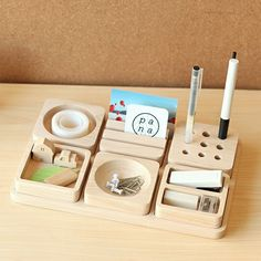 #Tofu #Stationery #Set  #desk #organizer