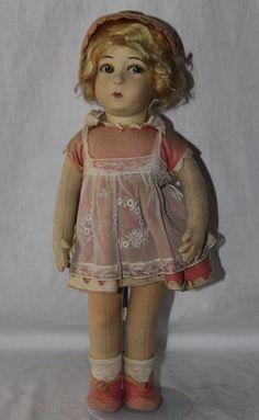 Lenci Puppe von 1928