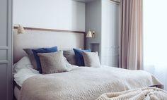 Drömboende med hotellkänsla hos familjen Roth