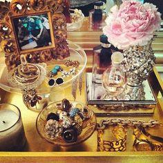Vanity tray..