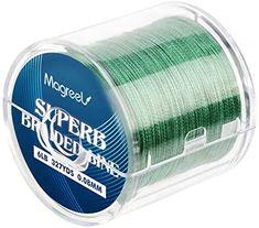 NEW Sea Lion 100/% Dyneema Spectra Braid Fishing Line 300 30lb Green