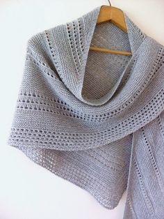 Ravelry: Altitude pattern by Alla Saenko Knitted Shawls, Crochet Shawl, Crochet Yarn, Knitted Fabric, Crochet Vests, Lace Shawls, Crochet Edgings, Knit Cowl, Crochet Granny