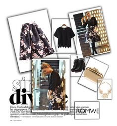 """""""Romwe #2/2"""" by almma-karic ❤ liked on Polyvore featuring Gemma Simone and romwe"""