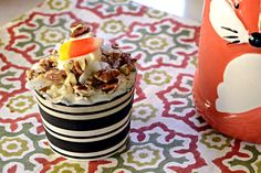 All about the extras Love everything here! Trying out these baking cups. What a great idea! No mess and a nice presentation in no time. Baked my favorite Italian Cream Cake … Then simply dipped each top into melted white chocolate, added a few nuts and coconut … And here it is. Make no mistake …