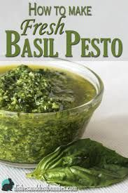 Fresh basil pesto on pasta with parmesan cheese is one of my favourite meals. It is healthy, the pesto has lots of garlic in it which boosts your immune system. Vegetarian Recipes, Cooking Recipes, Healthy Recipes, Homemade Pesto Recipes, Homemade Pesto Sauce, Healthy Desserts, Pesto Dishes, Italian Recipes, Italian Foods