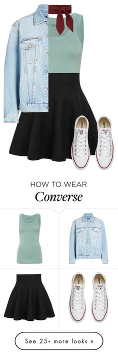 """""""Untitled #681"""" by dauntless-darling on Polyvore featuring Alexander McQueen and Converse"""
