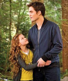 Edward and Renesmee, The Twilight Saga: Breaking Dawn - Part 2