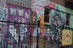 Balade à Williamsburg, quartier hipster de brooklyn.