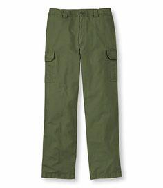 Summer Weight Cargo Pants