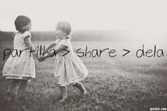 partilha > share > dela