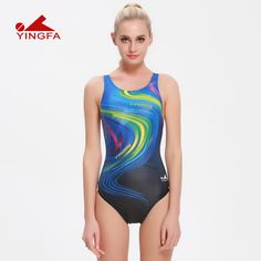 1deb7b1505 swimsuit GIRLS swimwear Yingfa swimSwimSuits racing competition swimming  competitive trainning swim SwimSuits CHILD professional <