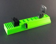 Holder for USB Key and SD card - Support pour clés USB et carte Sd - Modifier la fiche - Etsy