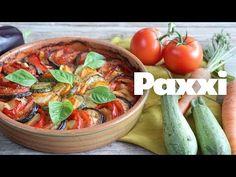 Λαχανικά στο φούρνο   — Paxxi