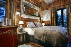 Catered Ski Chalet Val d'Isere - Chalet Marco Polo   Leo Trippi