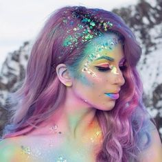 Oscar-Winning Fantasy Makeup Looks: Take the Notion of Extreme to the Next Level ★ See more: https://makeupjournal.com/fantasy-makeup-looks-ideas/ #fantasymakeup