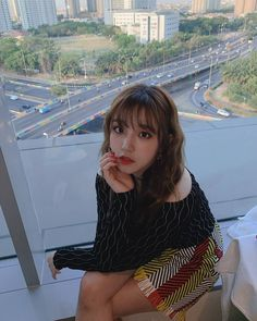 [ Thank u jakarta 💜❤️ Love dear my Indonesian Neverland 💜❤️ Kpop Girl Groups, Korean Girl Groups, Kpop Girls, U Go Girl, Cool Girl, Mode Grunge, Soo Jin, Beauty Illustration, Fandom