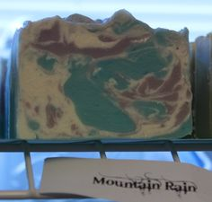 Mountain Rain  Cocoa Butter Soap by Malaspina Soap Factory Inc.