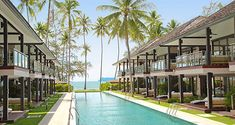 Nikki Beach Resort Koh Samui is the ultimate serene and peaceful luxury beach resort destination where privacy, chic design, delectable cuisine.